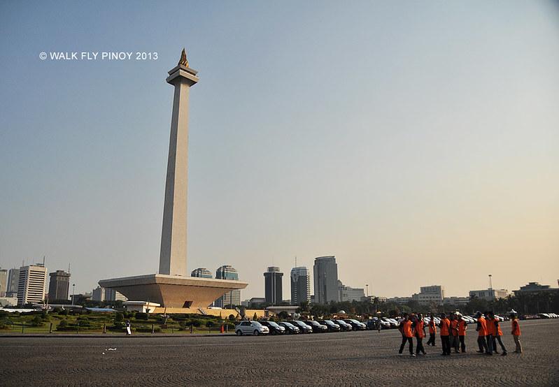 National Monument, Merdeka Square, Jakarta, Indonesia