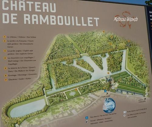 En passant par Rambouillet