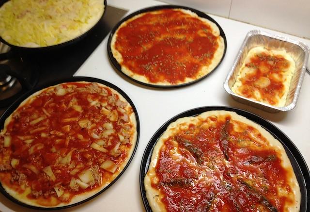 Pasta per Pizza con il Bimby