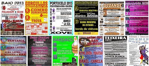 Festa a Festa 2013 - Captura carteis setembro 2