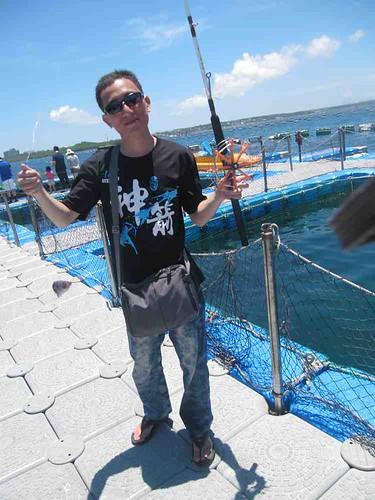 12-2013澎湖-海洋牧場-垂釣體驗