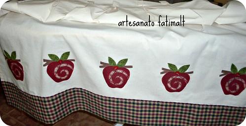 cortina p/ cozinha- by fatimalt