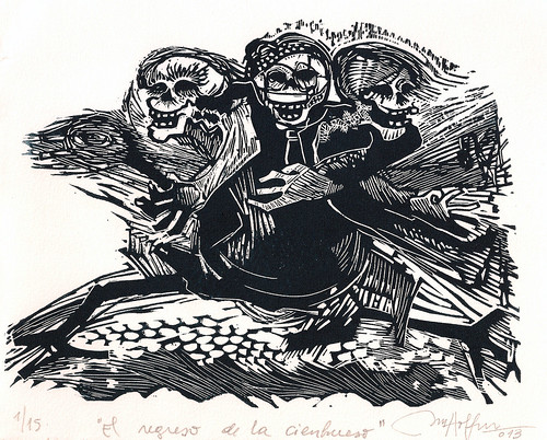 El Regreso de la Cienhuesos. Mariana Hoffmann
