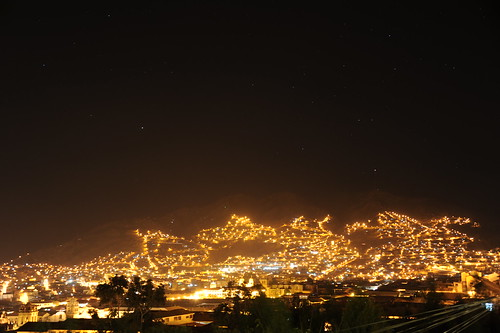 Night at Cusco