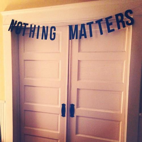 Nothing (264/365) by elawgrrl