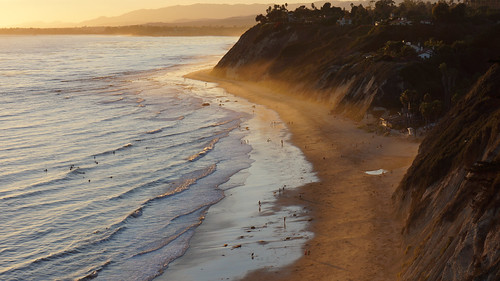 Coastal Mist by Damian Gadal