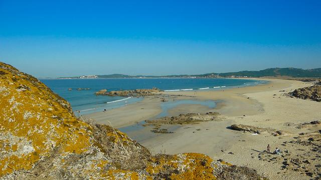 Playa de la Lanzada, Rías Baixas, Galicia
