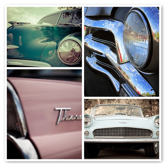 [Things I ♥ Thursday] Vintage cars