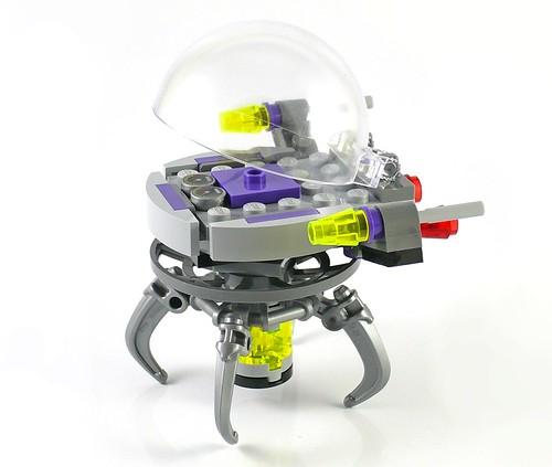 Nickelodeon Teenage Mutant Ninja Turtles LEGO 79100 Kraang Lab Escape 11