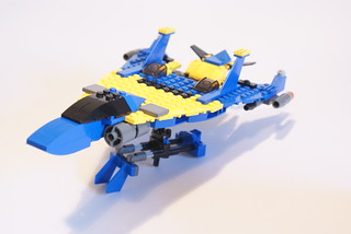4882 Speed Wings Alternate - Jet Fighter