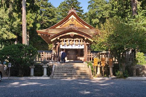 【写真】宇倍神社