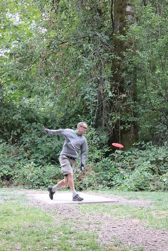 Cheyney Disk Golf