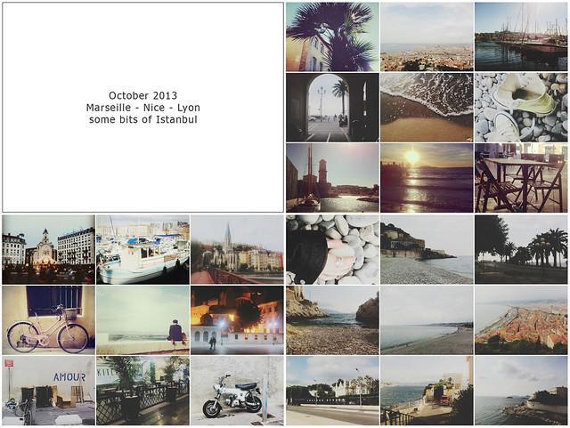 Marseille collage