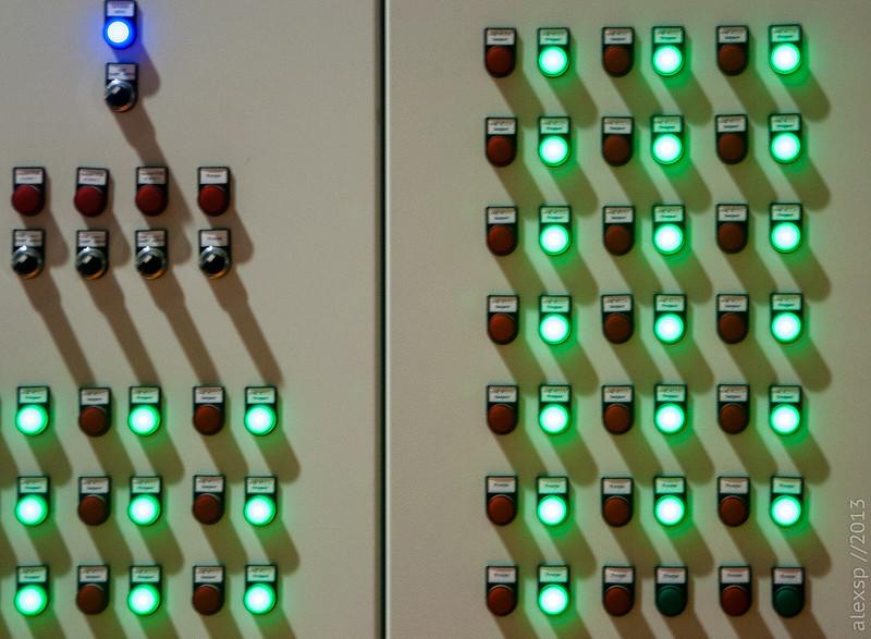 Кнопочки-лампочки