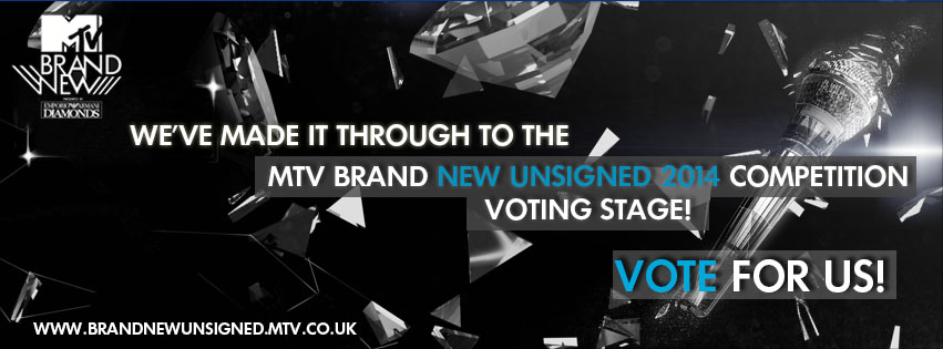 Vote for The Undivided to win MTV Brand New Unsigned 2014