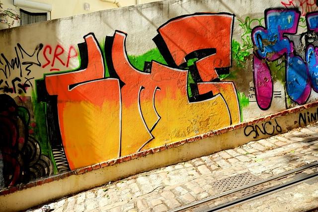 graffiti | snc! | lisbon 2013
