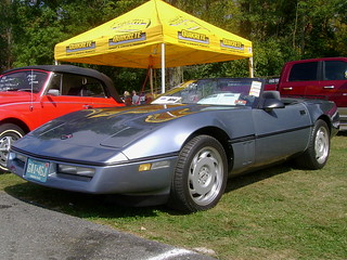 1990 Chevy Corvette Convertible
