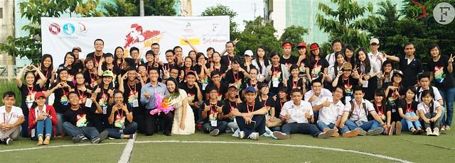 Hồ hởi cùng sự kiện khai mạc FTUGames 2013