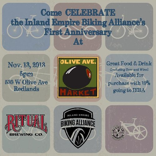IEBA 1st Anniversary Party by cyclotourist