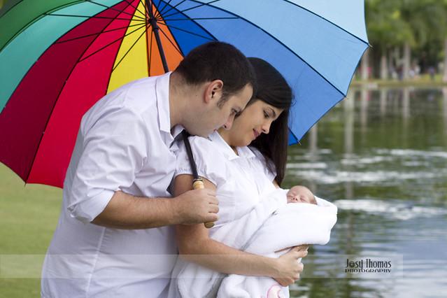 Bebé arcoiris