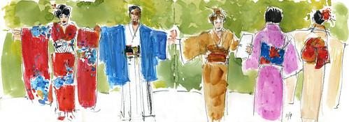 Kimono Show #2