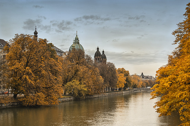 Munich River