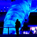 Blue Whale Getting Ready for CNN Heroes Party -- Today