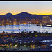 Sunrise over San Diego by Corsey21