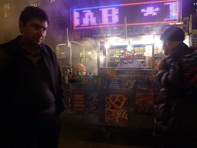 Kebabs, nyc