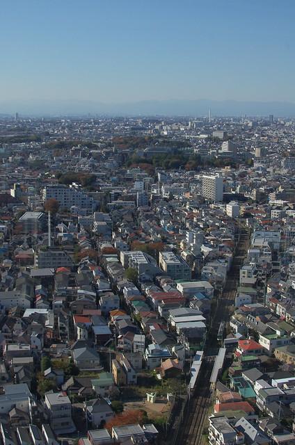 Tokyo Train Story 東急世田谷線 2013年11月23日
