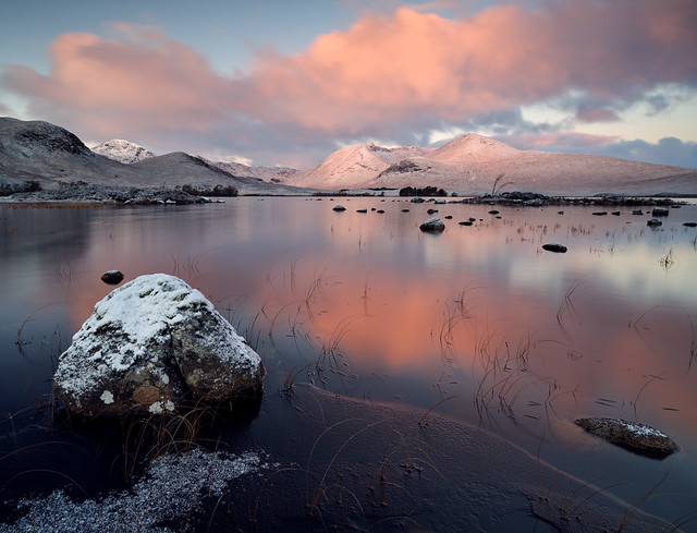 peter spencer - Rannoch Moor