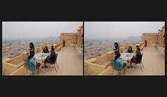 breakfast 3D, jaisalmer