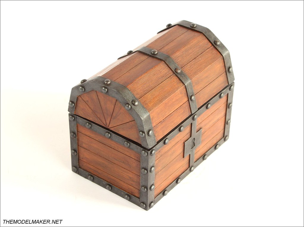The Treasure chest is a recurring object in the Legend of Zelda series ...