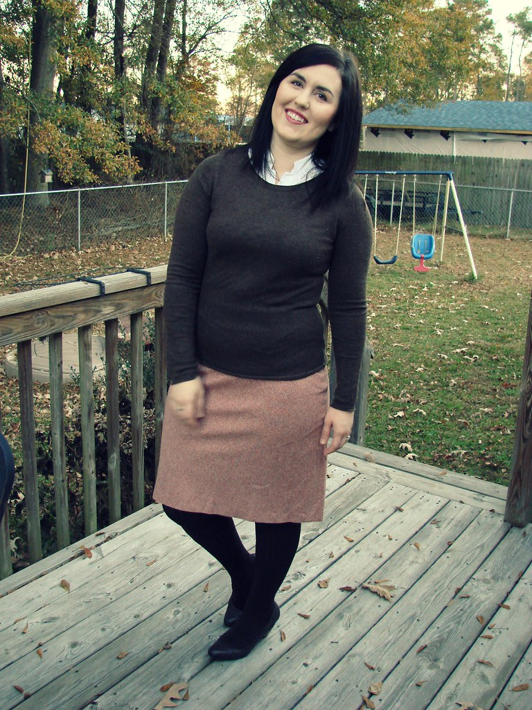 Fall Office Fashion
