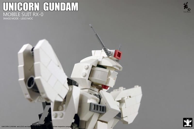 LEGO UNICORN GUNDAM 0015