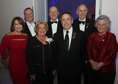 Back Row: L to R:   Ed Grenier, Junior Achievement of Greater Washington, Rich LaFleur, Grant Thornton and JA Board Chair; Bill Couper, Bank of America, 2013 Hall of Fame Laureate Front Row: L to R: Susan Lacz, Ridgewells and 2013 Hall of Fame Event Chair; Linda Hudson, BAE Systems and 2013 Hall of Fame Laureate; Mark Ordan, Sunrise Senior Living and 2013 Hall of Fame Laureate Bobbie Kilberg, Northern Virginia Tech Council and 2013 Hall of Fame Laureate