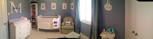Nursery Panoramic View
