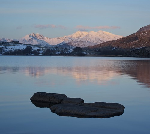 Good Morning Snowdonia!