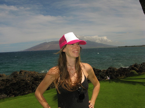 Julia Forbes of Oneloa Hats, Photo Courtesy of Oneloa Hats
