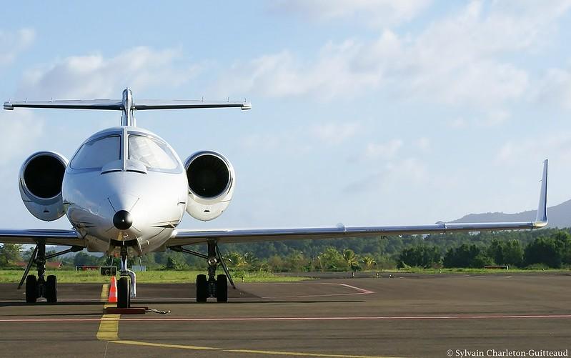 Learjet Inc 31 (N5VG)