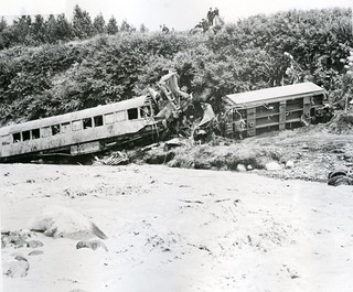 In remembrance of the Tangiwai disaster, 60 years ago on 24 December 1953.