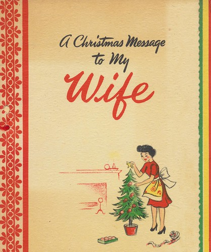 A Christmas Message To My Wife by The Pie Shops Collection