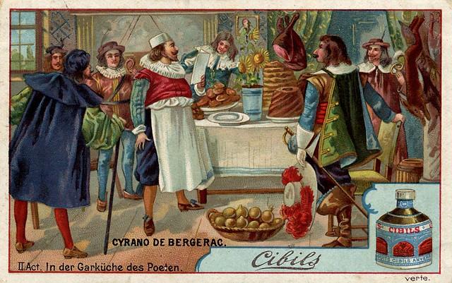 cibils chr litho   cyrano de Bergerac 2