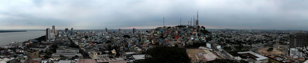 Guayaquil panorama