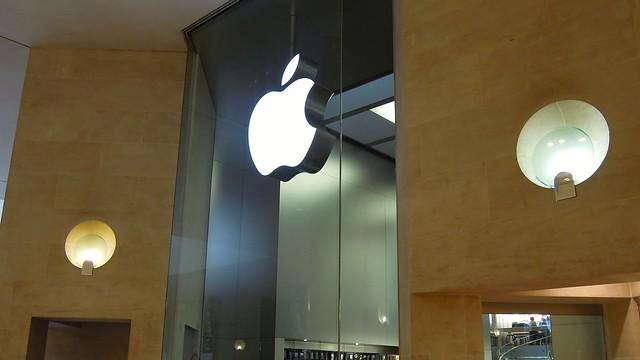 Apple Store Carrousel Du Louvre Paris Flickr Photo
