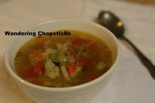 Turkey Quinoa Vegetable Soup 19