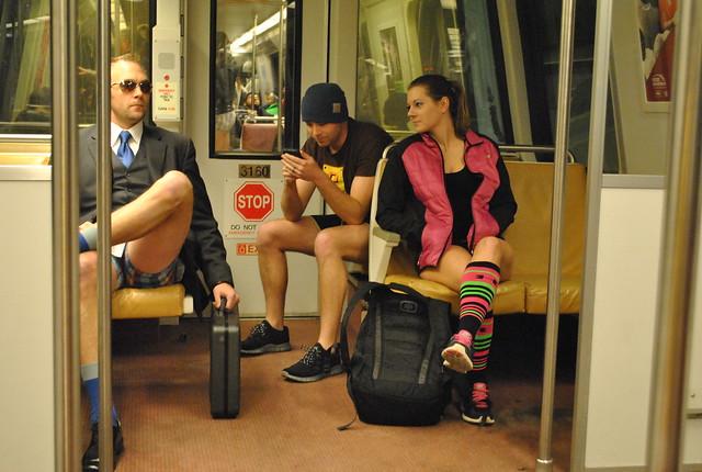 No Pants Subway Ride 2014 DC (13)