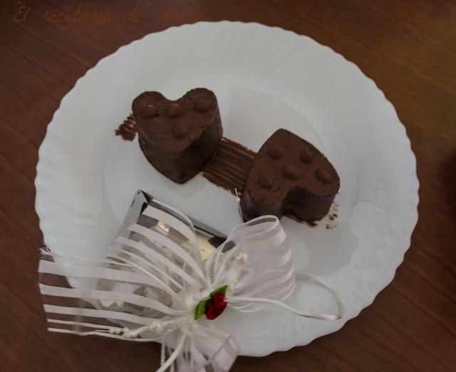 corazón de chocolate relleno de gelatina 1