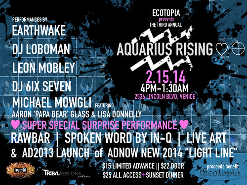 Aquarius Rising Venice Beach