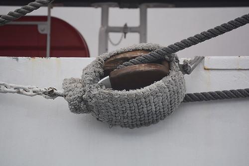Nippon Maru chafing gear 1